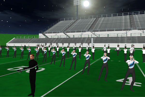 Hilliard Darby HS Marching Band 2014